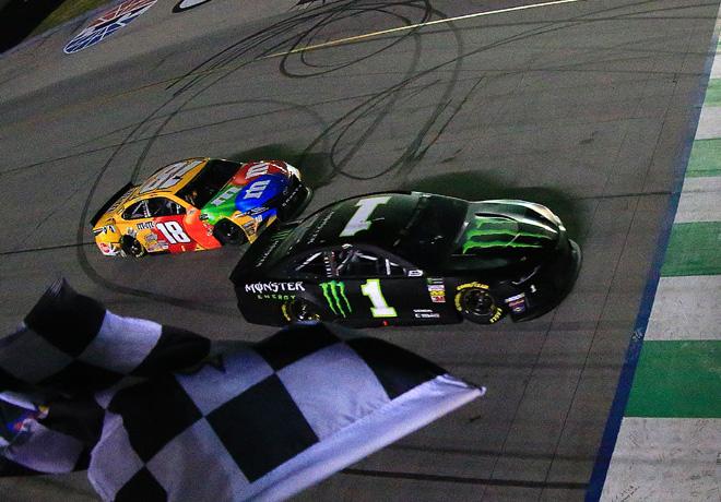 NASCAR - Kentucky 2019 - Kurt Busch - Chevrolet Camaro