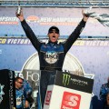 NASCAR - New Hampshire 2019 - Kevin Harvick en el Victory Lane