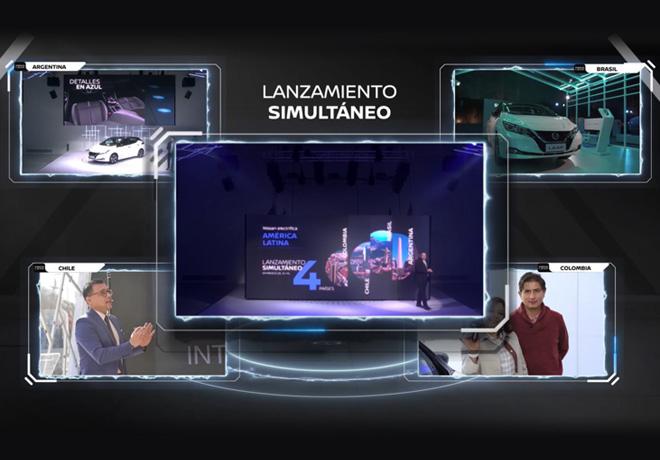 Nissan LEAF abre una nueva era de movilidad electrica en America Latina