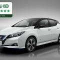 Nissan LEAF obtiene el más alto reconocimiento ambiental en Europa