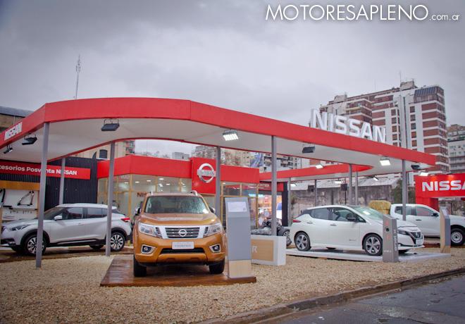 Nissan presente en La Rural 2019 1