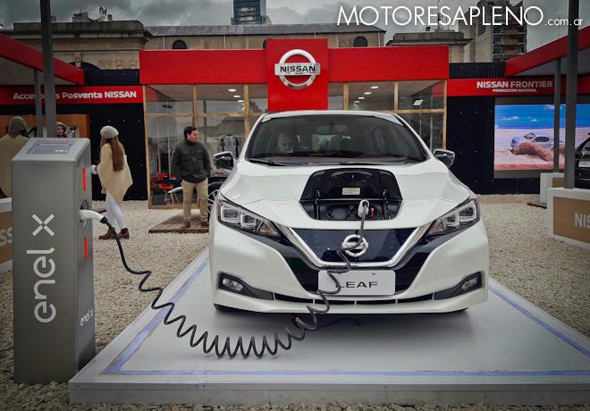 Nissan presente en La Rural 2019 4