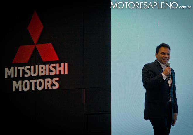 Pablo Bertoloni - Presidente de Mitsu Motors SA