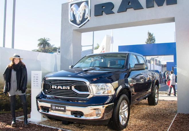 RAM estará presente en la Exposición Rural.