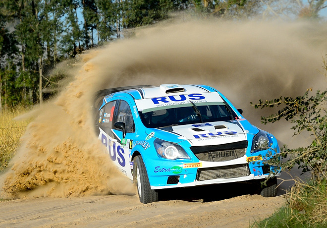 Rally Argentino - Goya 2019 - Final - Marcos Ligato - Chevrolet Agile MR