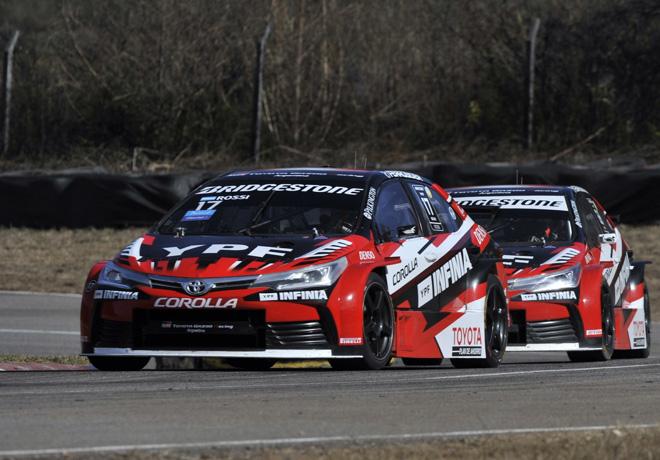 STC2000 - Salta 2019 - Clasificacion - Matias Rossi y Julian Santero - Toyota Corolla
