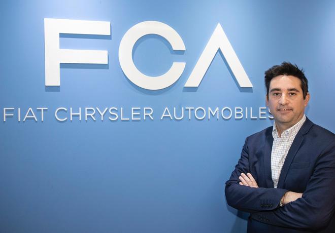 Sebastian Gimenez - Responsable de BMC de FCA Automobiles Argentina