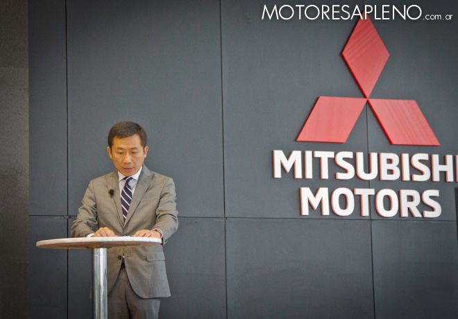 Shintaro Hirano - General Manager Latin America Mitsubishi Motors