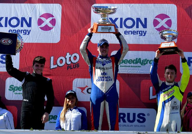 TC Pista - Posadas - Misiones 2019 - Carrera - El Podio