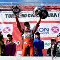 TC - Posadas - Misiones 2019 - Carrera - Facundo Ardusso - Juan Pablo Gianini - Leonel Pernia en el Podio