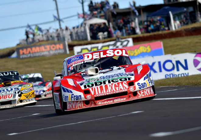 TC - Posadas - Misiones 2019 - Carrera - Juan Pablo Gianini - Ford Falcon