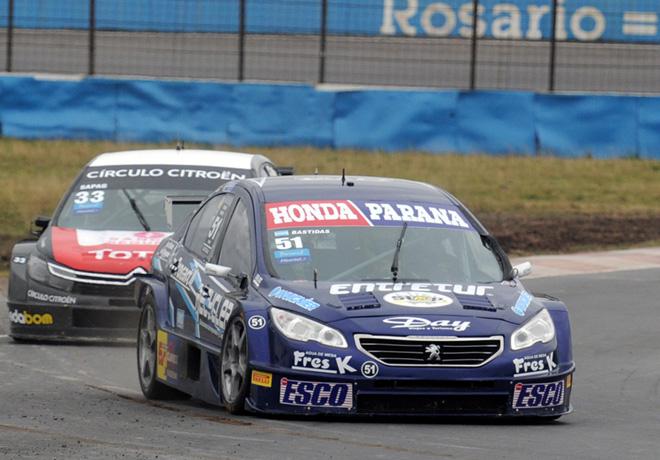 TC2000 - Rosario 2019 - Carrera Final - Exequiel Bastidas - Peugeot 408