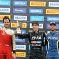 TC2000 - Rosario 2019 - Carrera Final - Jose Manuel Sapag - Exequiel Bastidas - Tomas Fineschi en el Podio