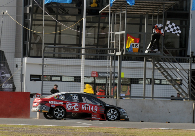 TC2000 - San Nicolas 2019 - Carrera Final - Juan Jose Garriz - Citroen C4 Lounge