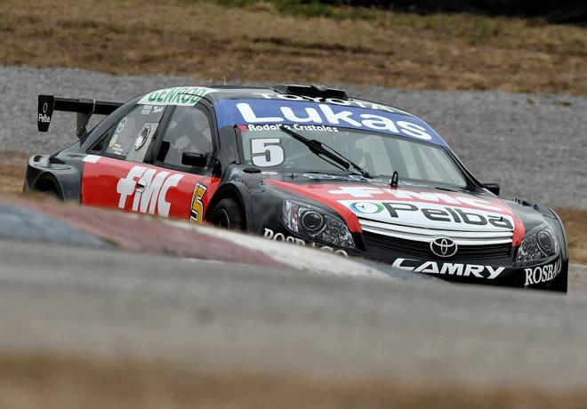 Top Race - Salta 2019 - Carrera B - Lucas Guerra - Toyota Camry