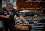 VW Amarok bate el record mundial en la autopista Panamericana 6