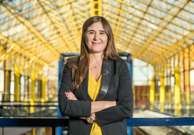 Valentina Solari - Directora Comercial de Renault Argentina