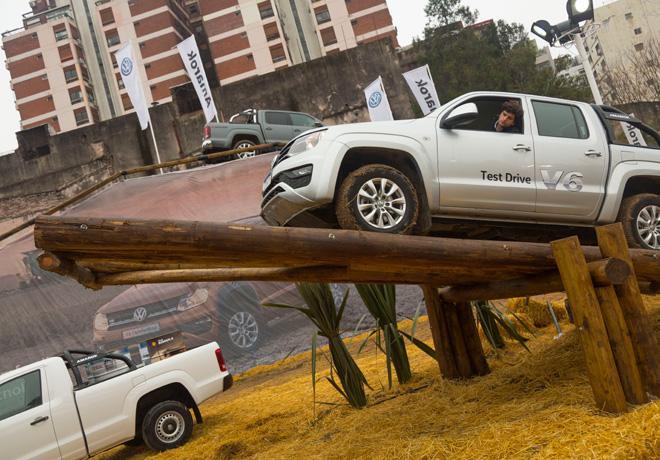 Volkswagen se prepara para La Rural 2019