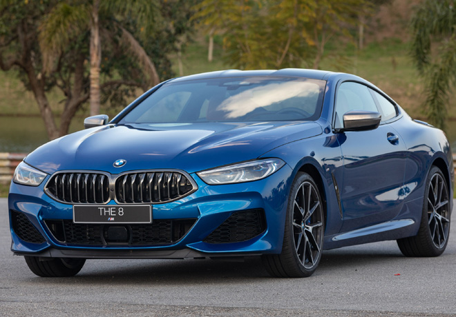 BMW M850I xDrive Coupe 1