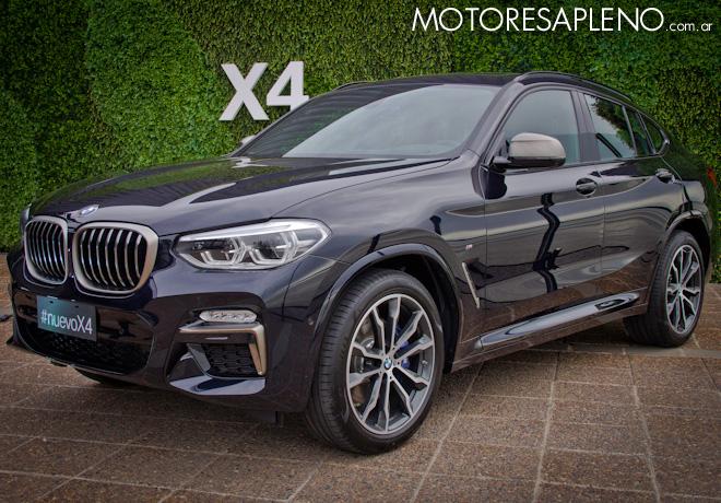 BMW X4 M40i xDrive
