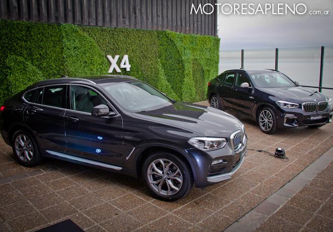 BMW X4 xDrive30i xLine y X4 M40i xDrive