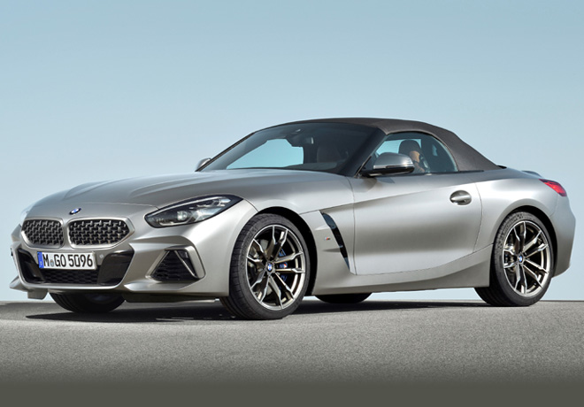 BMW Z4 Roadster 3
