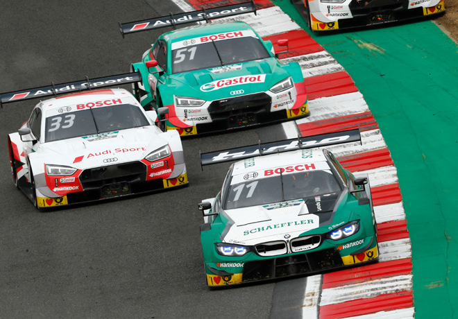 DTM - Brands Hatch 2019 - Carrera 1 - Marco Wittmann - BMW M4 DTM