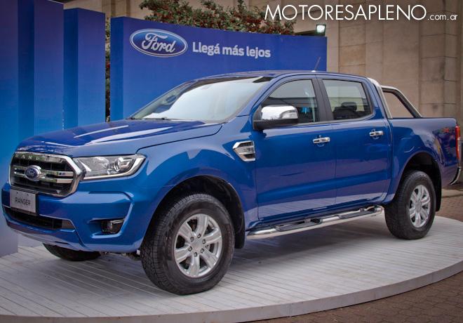 Ford Ranger MY2020