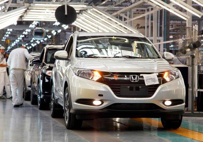 Honda Motor Argentina deja de fabricar la SUV HR-V