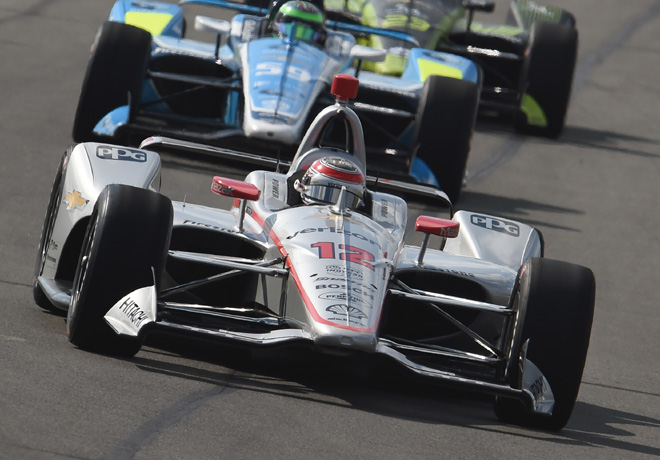 IndyCar - Pocono 2019 - Carrera - Will Power