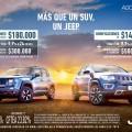 Jeep - Agost0km