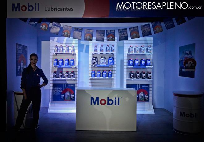 La marca de lubricantes MOBIL se renueva en Argentina 2