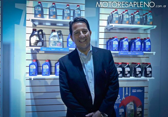 La marca de lubricantes MOBIL se renueva en Argentina 3