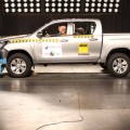 Latin NCAP - Toyota Hilux - con 7 Airbags