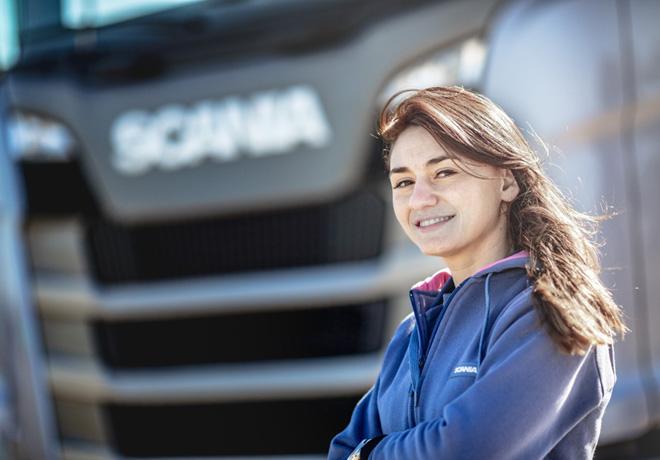 Mas de 700 aspirantes buscan ser parte del Programa -Conductoras- de Scania