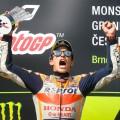 MotoGP - Brno 2019 - Marc Marquez en el Podio