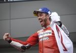 MotoGP - Spielberg 2019 - Andrea Dovizioso en el Podio
