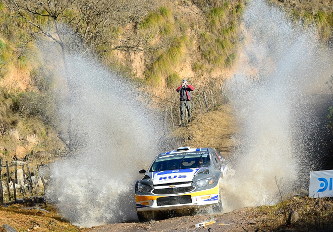 Rally Argentino - Catamarca 2019 - Etapa 1 - David Nalbandian - Chevrolet Onix MR