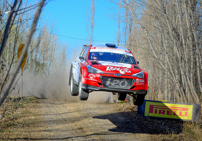 Rally Argentino - Neuquen 2019 - Etapa 1 - Dani Sordo - Hyundai i20 R5