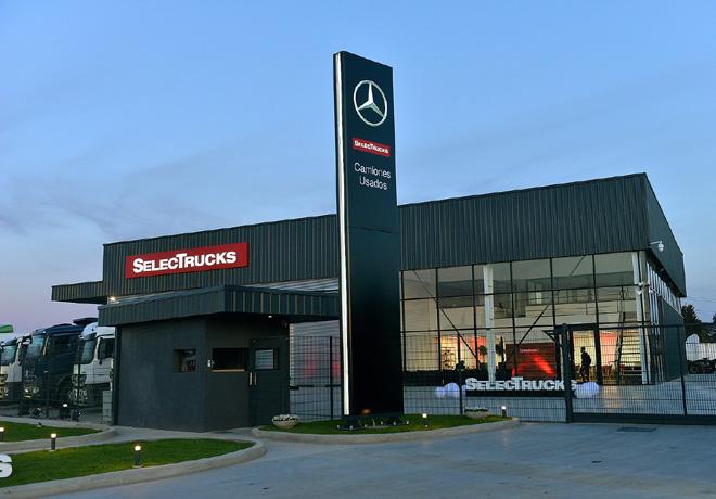 SelecTrucks inauguro su primer concesionario destinado a la compra y venta de camiones usados