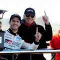 Top Race - San Nicolas 2019 - Carrera - Matias Rossi en el Podio