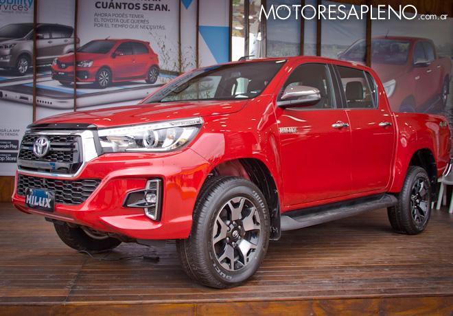 Toyota Hilux MY2020