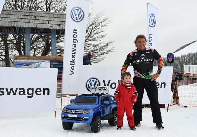 Volkswagen Amarok en RubgyXtreme