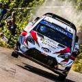 WRC - Alemania 2019 - Dia 1 - Ott Tanak - Toyota Yaris WRC