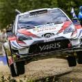 WRC - Finlandia 2019 - Dia 1 - Jari-Matti Latvala - Toyota Yaris WRC