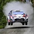 WRC - Finlandia 2019 - Dia 2 - Ott Tanak - Toyota Yaris WRC