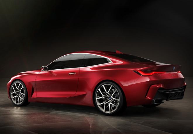 BMW Concept 4 2