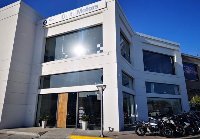 BMW Motorrad - Delta Motors 1