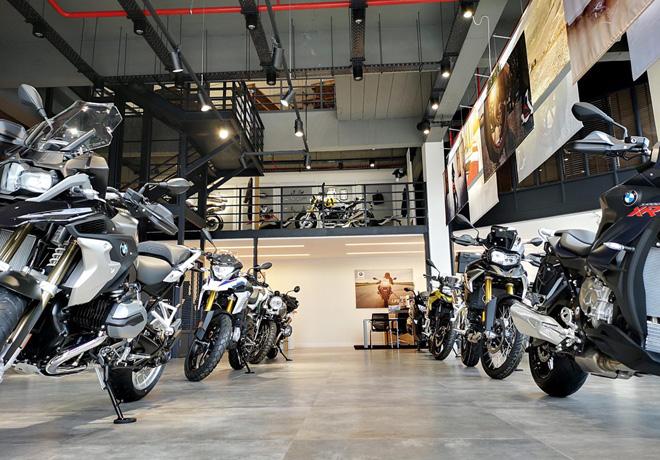 BMW Motorrad - Delta Motors 2
