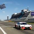 DTM - Nurburgring 2019 - Carrera 1 - Rene Rast - Audi RS 5 DTM